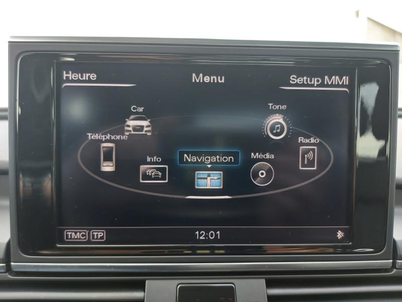 Photo 20 de l'offre de AUDI A6 3.0 V6 TDI 245CH AVUS QUATTRO S TRONIC 7 à 19500€ chez Even VO