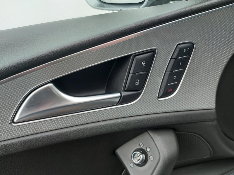 Photo 11 de l'offre de AUDI A6 3.0 V6 TDI 245CH AVUS QUATTRO S TRONIC 7 à 19500€ chez Even VO