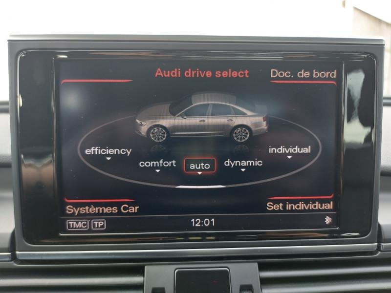 Photo 18 de l'offre de AUDI A6 3.0 V6 TDI 245CH AVUS QUATTRO S TRONIC 7 à 19500€ chez Even VO