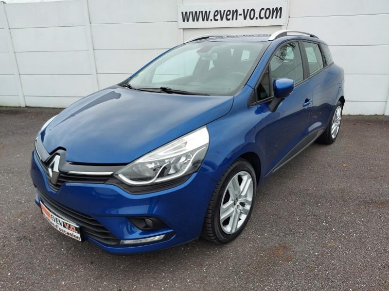 Renault CLIO IV ESTATE 1.5 DCI 90CH ENERGY BUSINESS EURO6C Diesel BLEU  Occasion à vendre