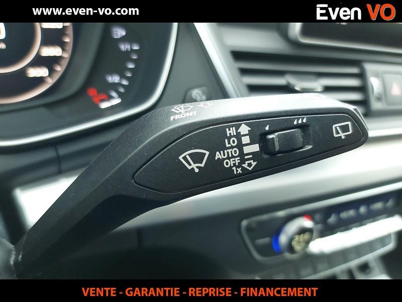 Photo 26 de l'offre de AUDI Q5 3.0 V6 TDI 286CH S LINE QUATTRO TIPTRONIC 8 à 43500€ chez Even VO