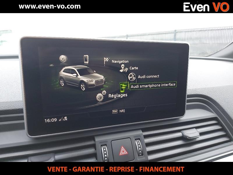 Photo 30 de l'offre de AUDI Q5 3.0 V6 TDI 286CH S LINE QUATTRO TIPTRONIC 8 à 43500€ chez Even VO