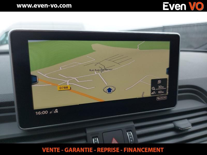 Photo 7 de l'offre de AUDI Q5 3.0 V6 TDI 286CH S LINE QUATTRO TIPTRONIC 8 à 43500€ chez Even VO