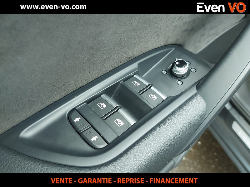 Photo 19 de l'offre de AUDI Q5 3.0 V6 TDI 286CH S LINE QUATTRO TIPTRONIC 8 à 43500€ chez Even VO