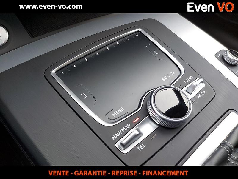 Photo 11 de l'offre de AUDI Q5 3.0 V6 TDI 286CH S LINE QUATTRO TIPTRONIC 8 à 43500€ chez Even VO
