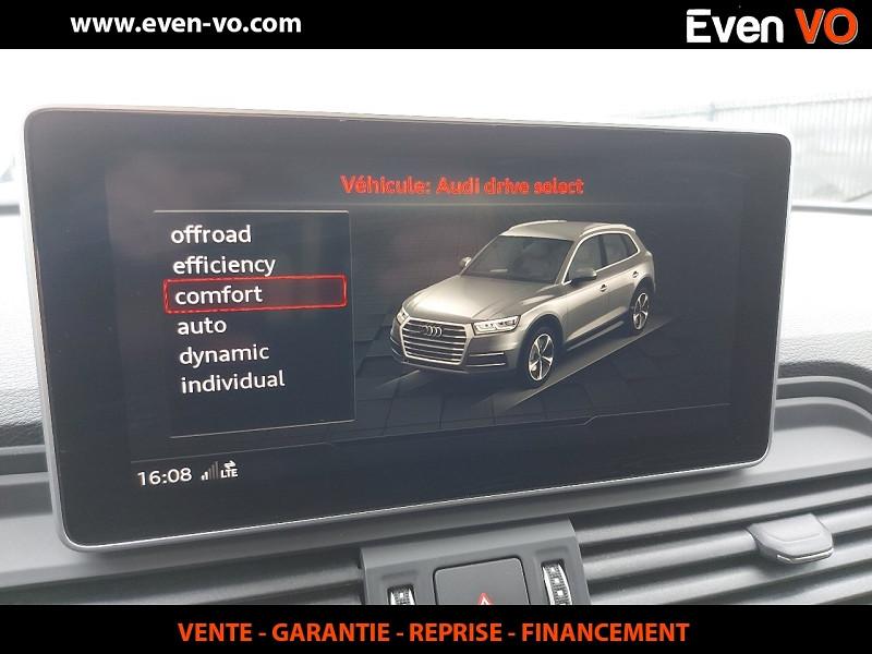 Photo 27 de l'offre de AUDI Q5 3.0 V6 TDI 286CH S LINE QUATTRO TIPTRONIC 8 à 43500€ chez Even VO