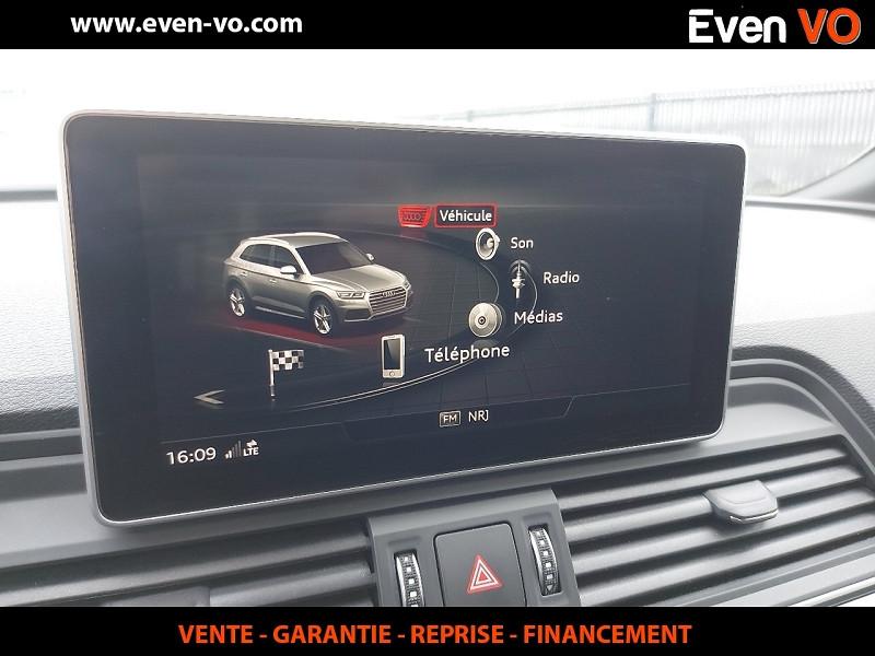 Photo 31 de l'offre de AUDI Q5 3.0 V6 TDI 286CH S LINE QUATTRO TIPTRONIC 8 à 43500€ chez Even VO