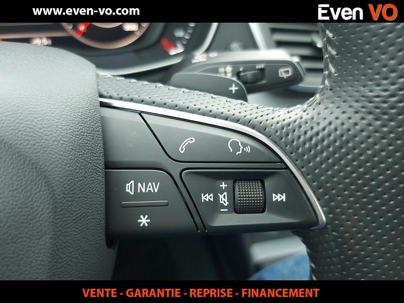 Photo 25 de l'offre de AUDI Q5 3.0 V6 TDI 286CH S LINE QUATTRO TIPTRONIC 8 à 43500€ chez Even VO