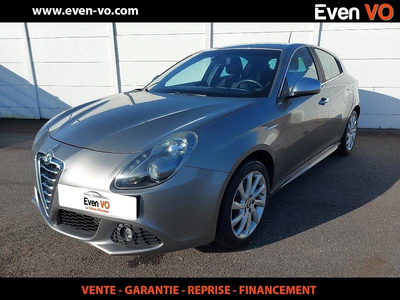Alfa Romeo GIULIETTA 2.0 JTDM140 DISTINCTIVE STOP&START Diesel GRIS  Occasion à vendre