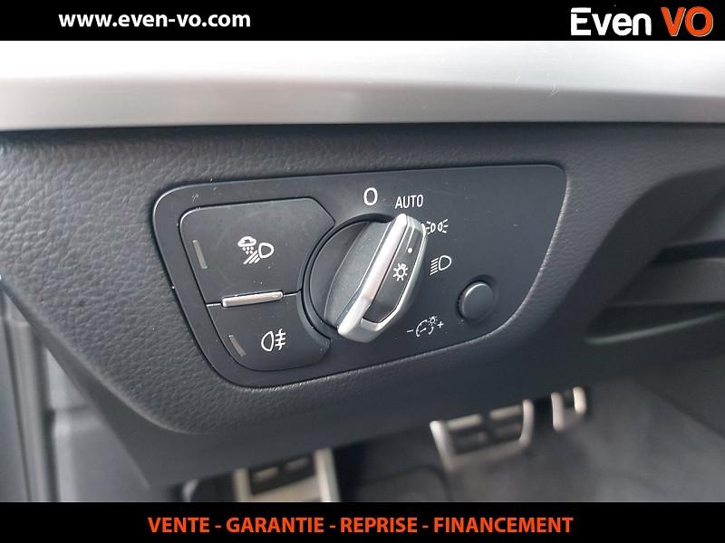 Photo 20 de l'offre de AUDI Q5 3.0 V6 TDI 286CH S LINE QUATTRO TIPTRONIC 8 à 43500€ chez Even VO