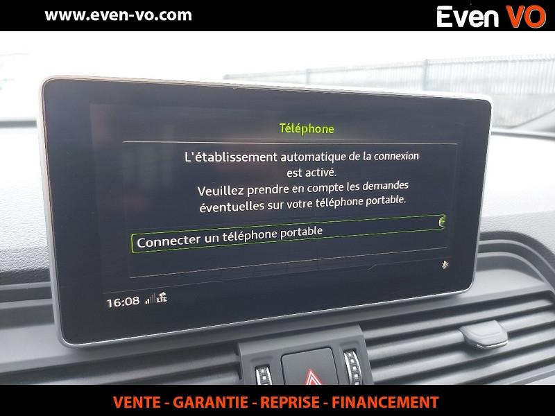 Photo 28 de l'offre de AUDI Q5 3.0 V6 TDI 286CH S LINE QUATTRO TIPTRONIC 8 à 43500€ chez Even VO