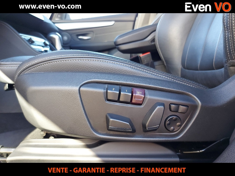 Photo 14 de l'offre de BMW SERIE 2 ACTIVETOURER (F45) 225XEA 224CH M SPORT à 28000€ chez Even VO