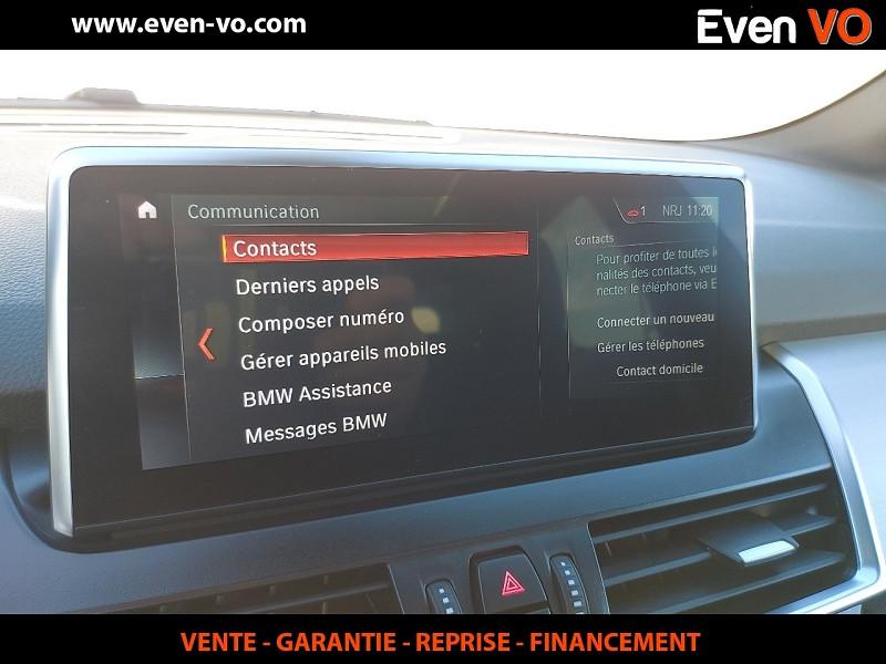 Photo 27 de l'offre de BMW SERIE 2 ACTIVETOURER (F45) 225XEA 224CH M SPORT à 28000€ chez Even VO