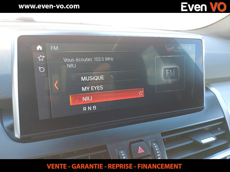 Photo 28 de l'offre de BMW SERIE 2 ACTIVETOURER (F45) 225XEA 224CH M SPORT à 28000€ chez Even VO