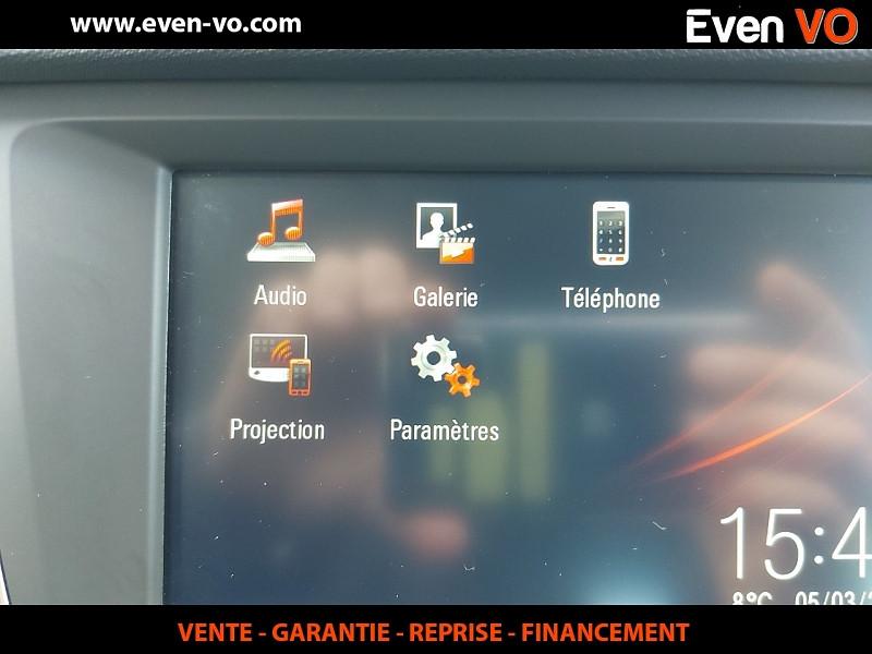 Photo 8 de l'offre de OPEL CROSSLAND X 1.6 D 99CH ECOTEC EDITION à 12500€ chez Even VO