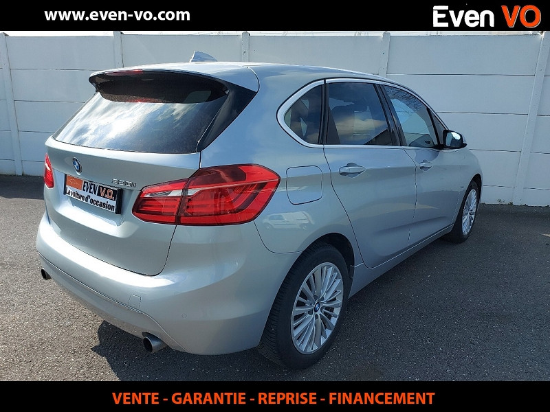 Photo 2 de l'offre de BMW SERIE 2 ACTIVETOURER (F45) 220IA 192CH LUXURY à 23000€ chez Even VO