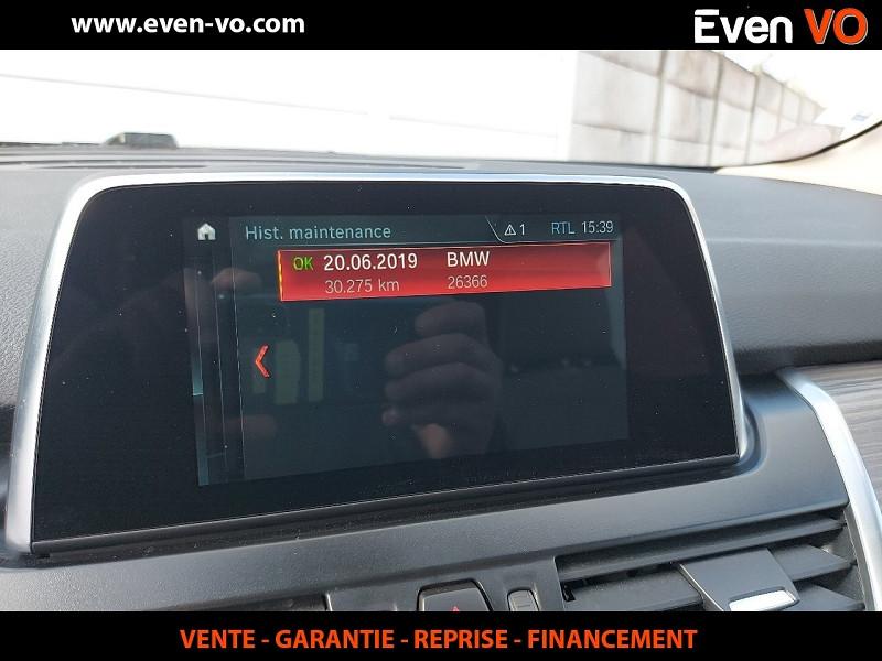 Photo 13 de l'offre de BMW SERIE 2 ACTIVETOURER (F45) 220IA 192CH LUXURY à 23000€ chez Even VO