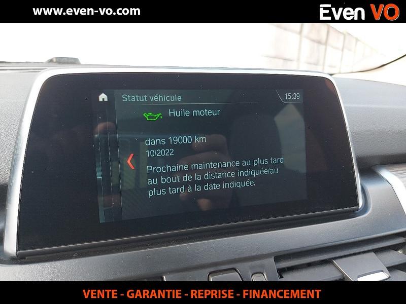 Photo 12 de l'offre de BMW SERIE 2 ACTIVETOURER (F45) 220IA 192CH LUXURY à 23000€ chez Even VO