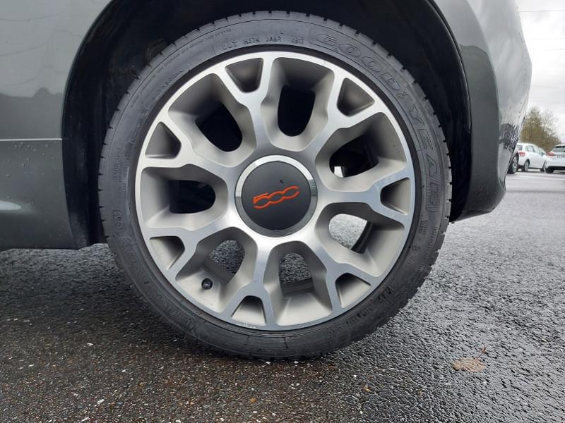 Photo 9 de l'offre de FIAT 500 0.9 8V TWINAIR 85CH S&S GQ à 9000€ chez Even VO