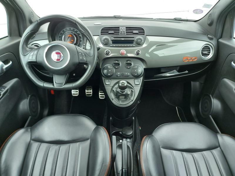 Photo 4 de l'offre de FIAT 500 0.9 8V TWINAIR 85CH S&S GQ à 9000€ chez Even VO