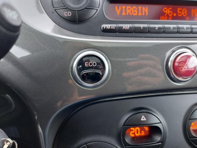 Photo 12 de l'offre de FIAT 500 0.9 8V TWINAIR 85CH S&S GQ à 9000€ chez Even VO