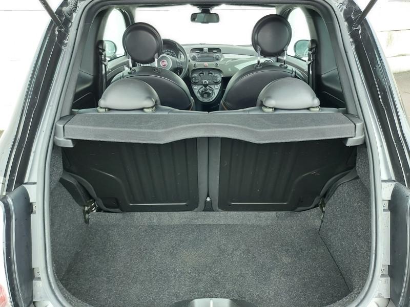 Photo 10 de l'offre de FIAT 500 0.9 8V TWINAIR 85CH S&S GQ à 9000€ chez Even VO