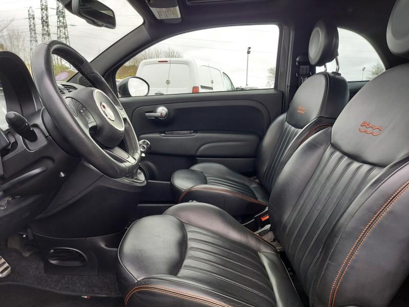 Photo 23 de l'offre de FIAT 500 0.9 8V TWINAIR 85CH S&S GQ à 9000€ chez Even VO