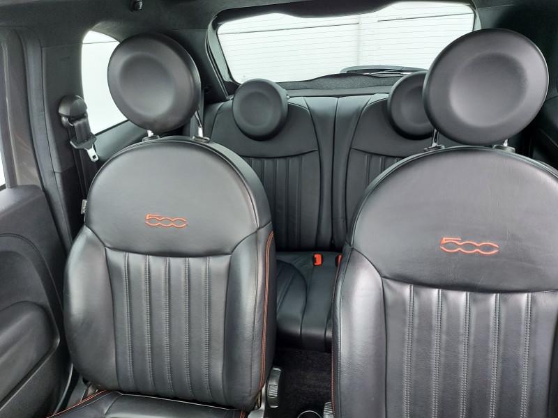 Photo 25 de l'offre de FIAT 500 0.9 8V TWINAIR 85CH S&S GQ à 9000€ chez Even VO