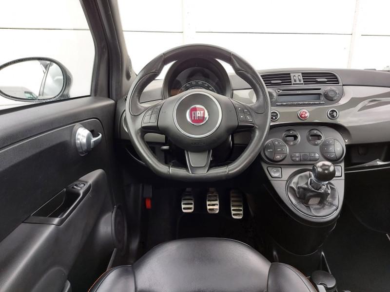 Photo 22 de l'offre de FIAT 500 0.9 8V TWINAIR 85CH S&S GQ à 9000€ chez Even VO