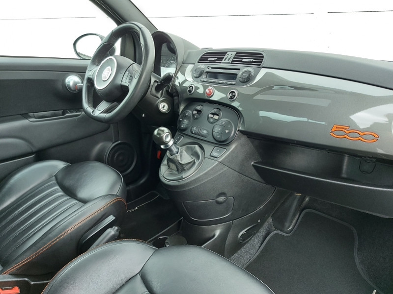 Photo 5 de l'offre de FIAT 500 0.9 8V TWINAIR 85CH S&S GQ à 9000€ chez Even VO