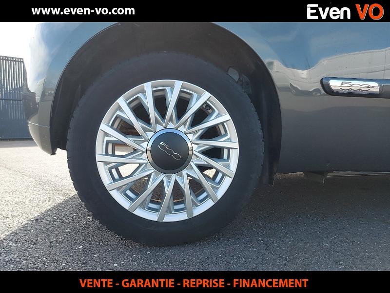 Photo 9 de l'offre de FIAT 500 1.2 8V 69CH ECO PACK LOUNGE à 10000€ chez Even VO