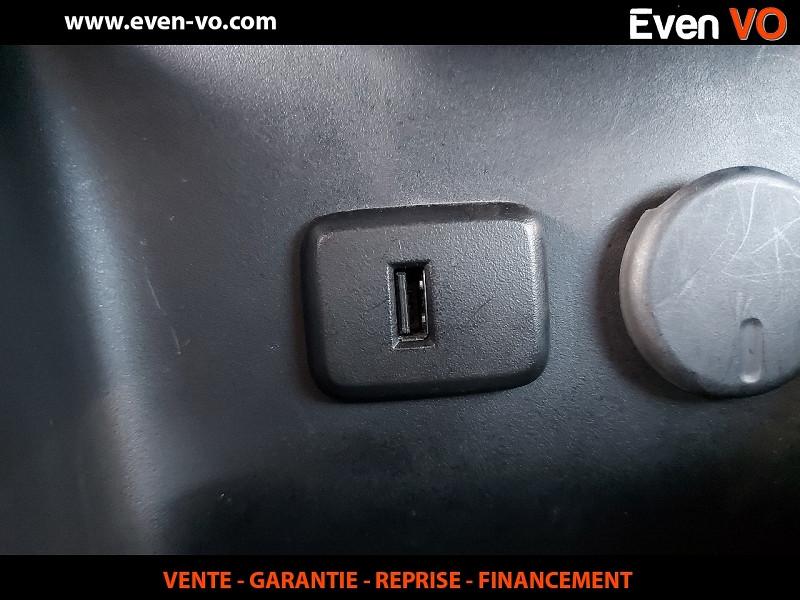 Photo 13 de l'offre de OPEL ADAM 1.4 TWINPORT 87CH UNLIMITED START/STOP à 10000€ chez Even VO