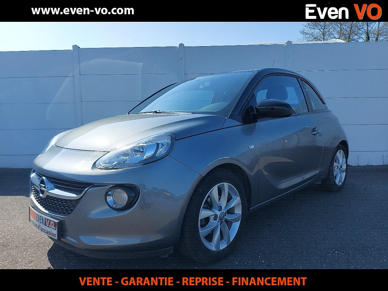 Opel ADAM 1.4 TWINPORT 87CH UNLIMITED START/STOP Essence GRIS  Occasion à vendre