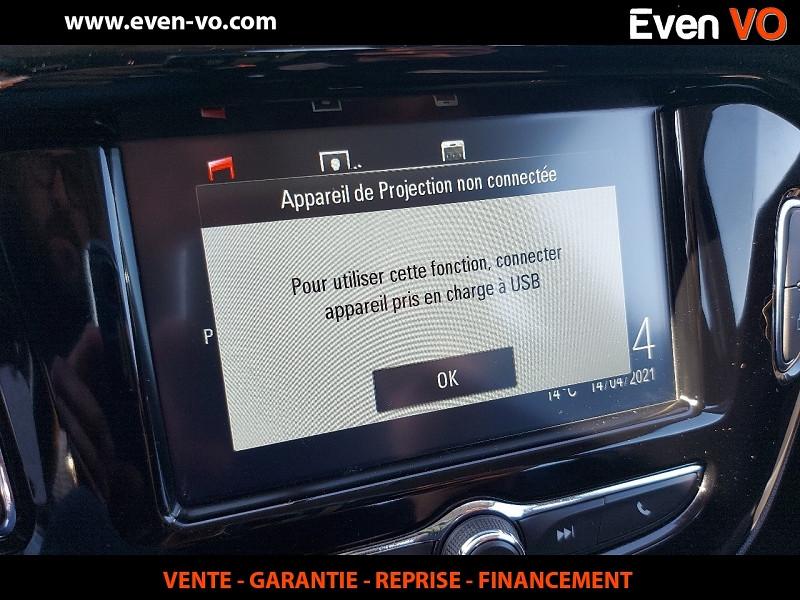 Photo 8 de l'offre de OPEL ADAM 1.4 TWINPORT 87CH UNLIMITED START/STOP à 10000€ chez Even VO