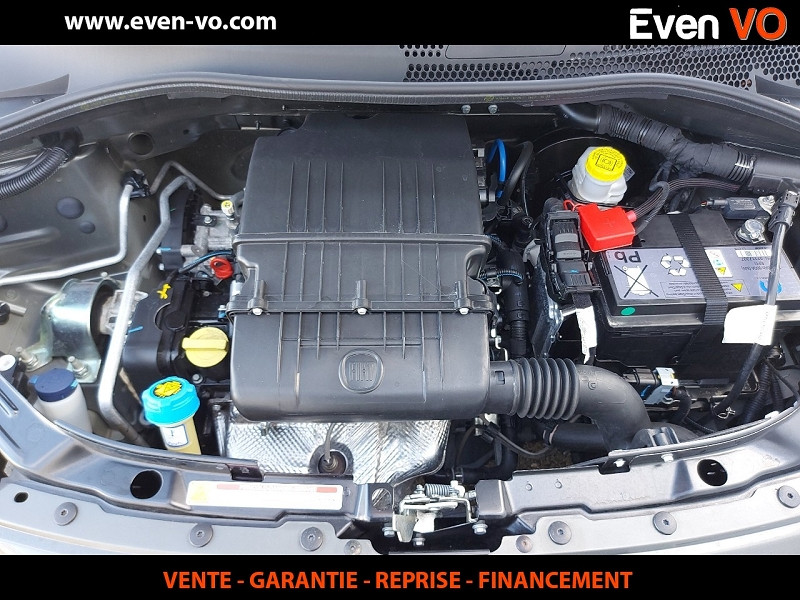 Photo 21 de l'offre de FIAT 500 1.2 8V 69CH ECO PACK LOUNGE à 10000€ chez Even VO