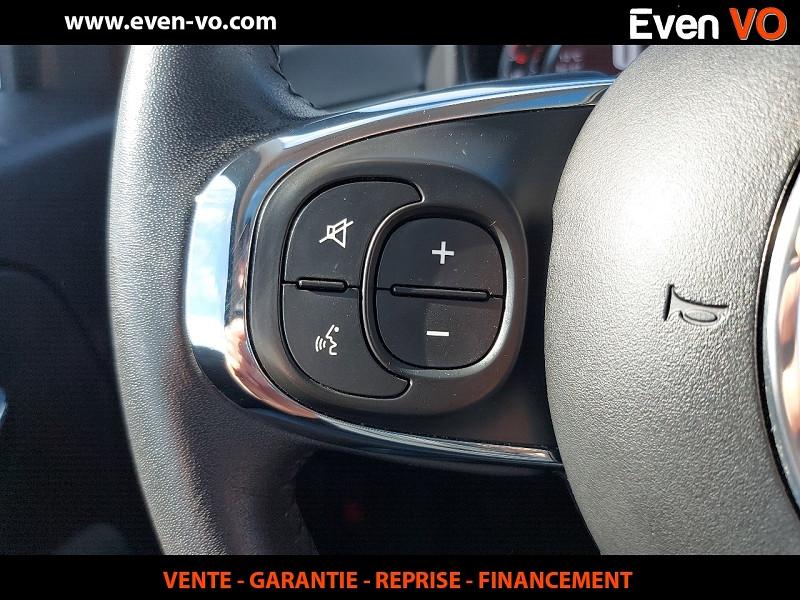 Photo 15 de l'offre de FIAT 500 1.2 8V 69CH ECO PACK LOUNGE à 10000€ chez Even VO