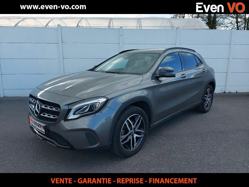 Mercedes-Benz CLASSE GLA (X156) 200 D INSPIRATION 7G-DCT Diesel GRIS  Occasion à vendre