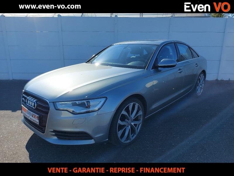 Audi A6 3.0 V6 TDI 245CH AVUS QUATTRO S TRONIC 7 Diesel GRIS  Occasion à vendre