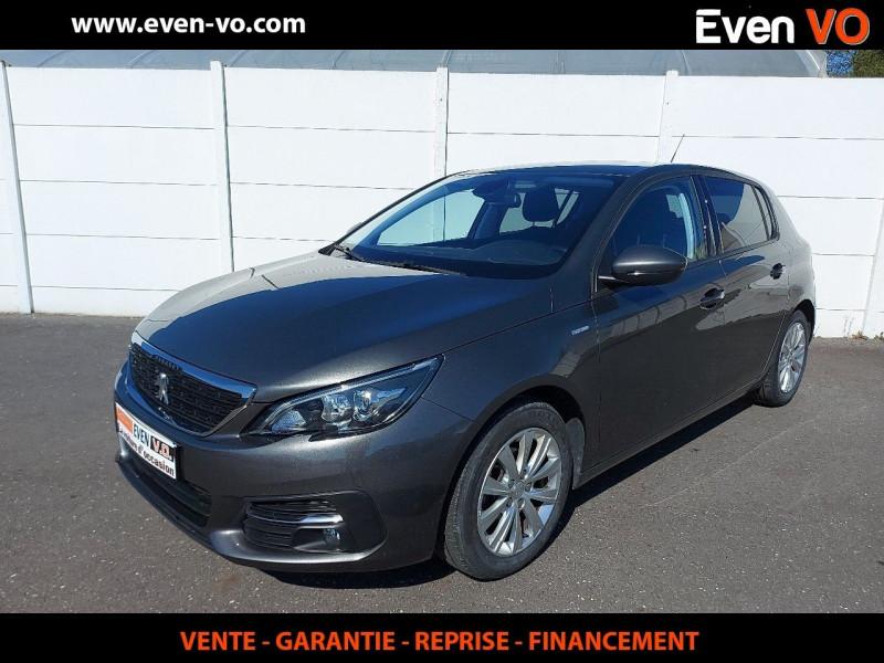 Peugeot 308 1.2 PURETECH 110CH E6.C S&S STYLE 108G Essence GRIS  Occasion à vendre