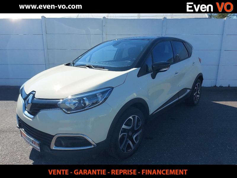 Renault CAPTUR 1.5 DCI 110CH ENERGY INTENS Occasion à vendre