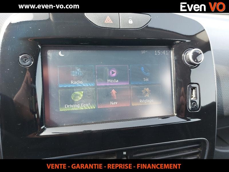 Photo 8 de l'offre de RENAULT CLIO IV STE 1.5 DCI 75CH ENERGY BUSINESS REVERSIBLE à 8000€ chez Even VO