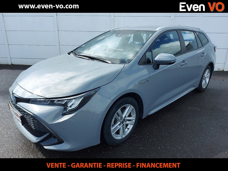 Toyota COROLLA TOURING SPT 122H DYNAMIC BUSINESS MY20 Hybride GRIS  Occasion à vendre