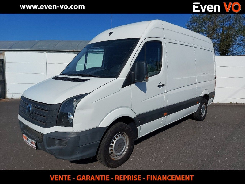 Volkswagen CRAFTER FG 35 L2H2 2.0 TDI 109CH Diesel BLANC Occasion à vendre