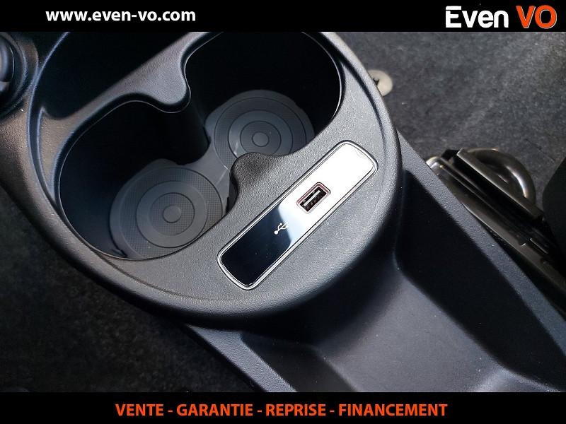 Photo 12 de l'offre de FIAT 500 1.2 8V 69CH ECO PACK LOUNGE à 10000€ chez Even VO