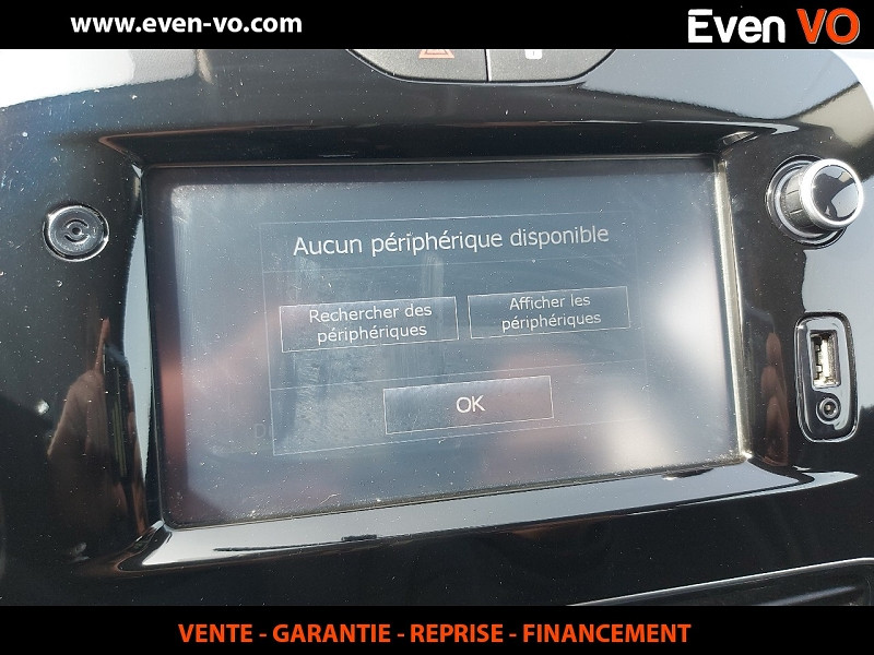 Photo 11 de l'offre de RENAULT CLIO IV STE 1.5 DCI 75CH ENERGY BUSINESS REVERSIBLE à 8000€ chez Even VO
