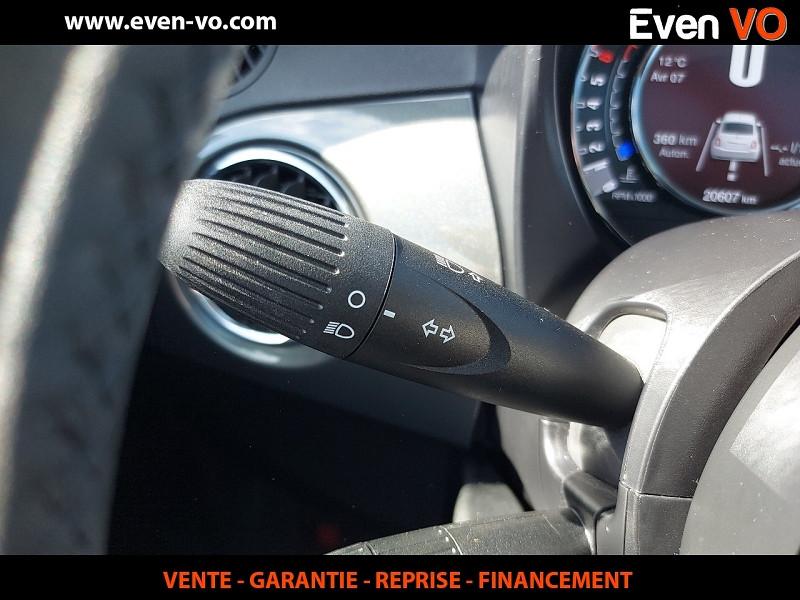 Photo 14 de l'offre de FIAT 500 1.2 8V 69CH ECO PACK LOUNGE à 10000€ chez Even VO