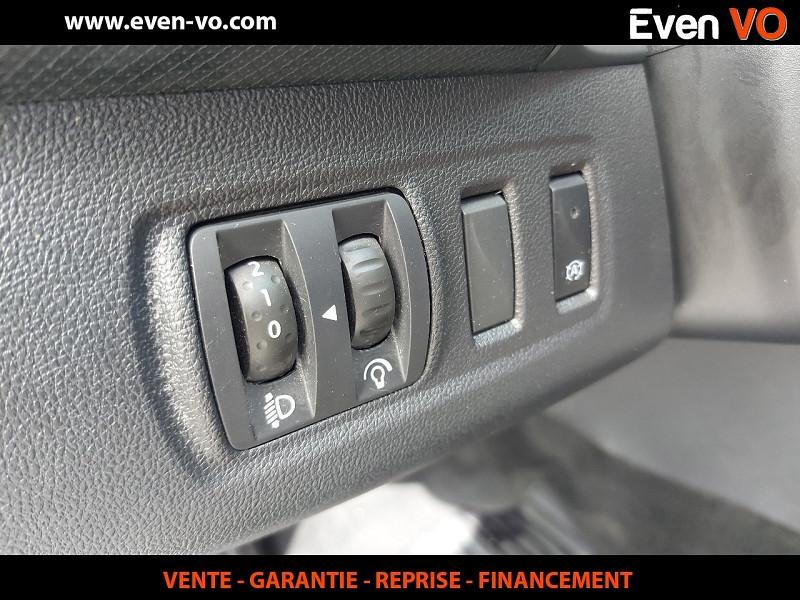 Photo 21 de l'offre de RENAULT CLIO IV STE 1.5 DCI 75CH ENERGY BUSINESS REVERSIBLE à 8000€ chez Even VO