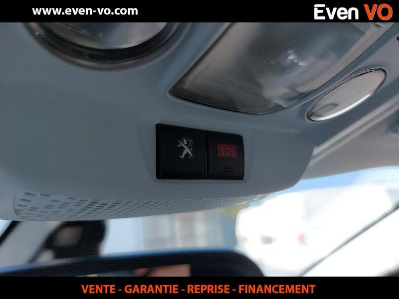 Photo 23 de l'offre de PEUGEOT 208 1.6 BLUEHDI 75CH  ACTIVE BUSINESS S&S 5P à 10000€ chez Even VO