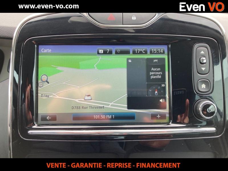 Photo 8 de l'offre de RENAULT ZOE INTENS CHARGE RAPIDE à 7500€ chez Even VO