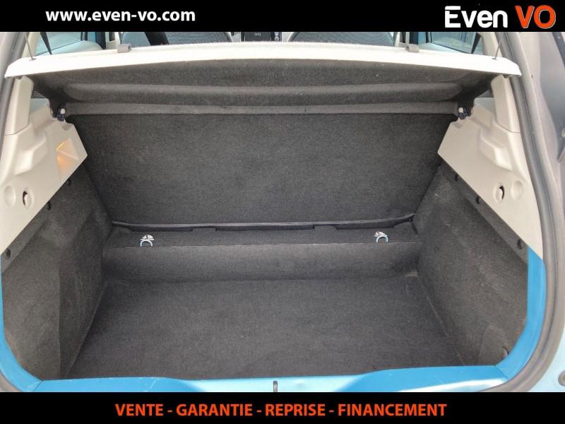 Photo 5 de l'offre de RENAULT ZOE INTENS CHARGE RAPIDE à 7500€ chez Even VO